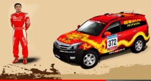 Noticias Ambacar Great Wall entre los 20 mejores competidores del Rally Dakar 2011