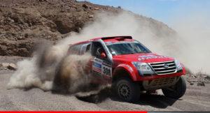 Noticias Ambacar Haval en Rally Dakar 2013