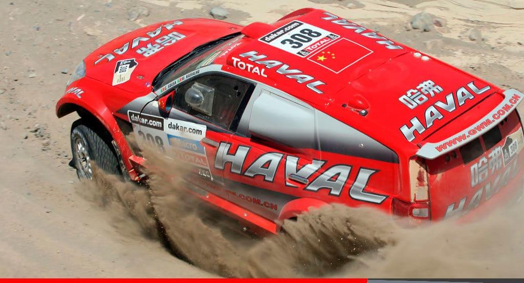 Noticias Ambacar Dos Haval se prepara para el Dakar 2012