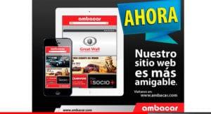 Una buena noticia para nuestros clientes | Ambacar Ecuador
