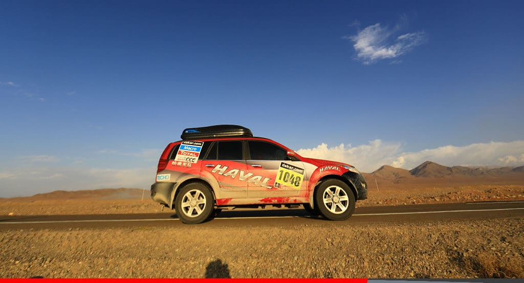 Noticias Ambacar Haval Dakar 2014 campeón del dakar