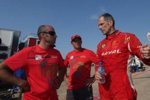 Noticias Ambacar Haval Dakar 2014 campeón del dakar llega al fin