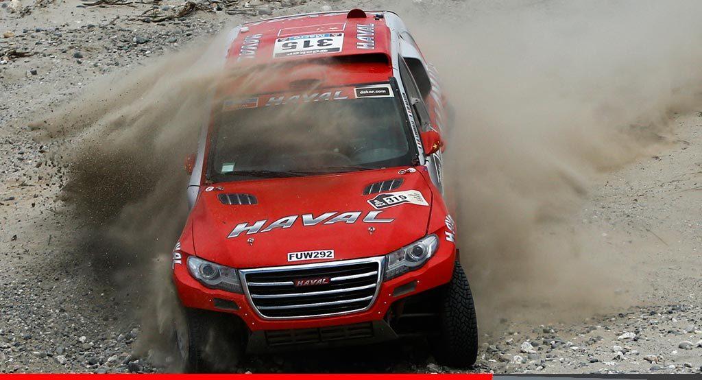 Noticias Ambacar Haval Dakar 2014 etapa 5