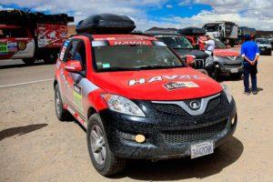 Noticias Ambacar Haval Dakar 2014 etapa 8 argentina