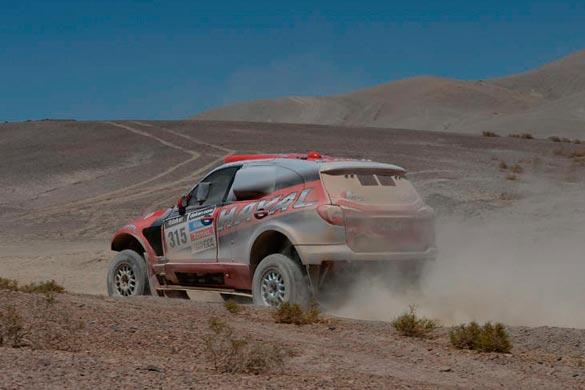 Noticias Ambacar Haval Dakar 2014 etapa 8 dunas