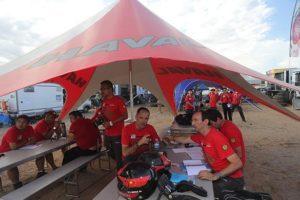 Noticias Ambacar Por 3 años el Equipo Great Wall entre los mejores del Dakar