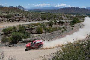 Noticias Ambacar Haval Dakar 2014 entre los 10 primeros pista