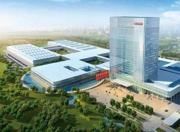 Fabrica de Great Wall Motors en china