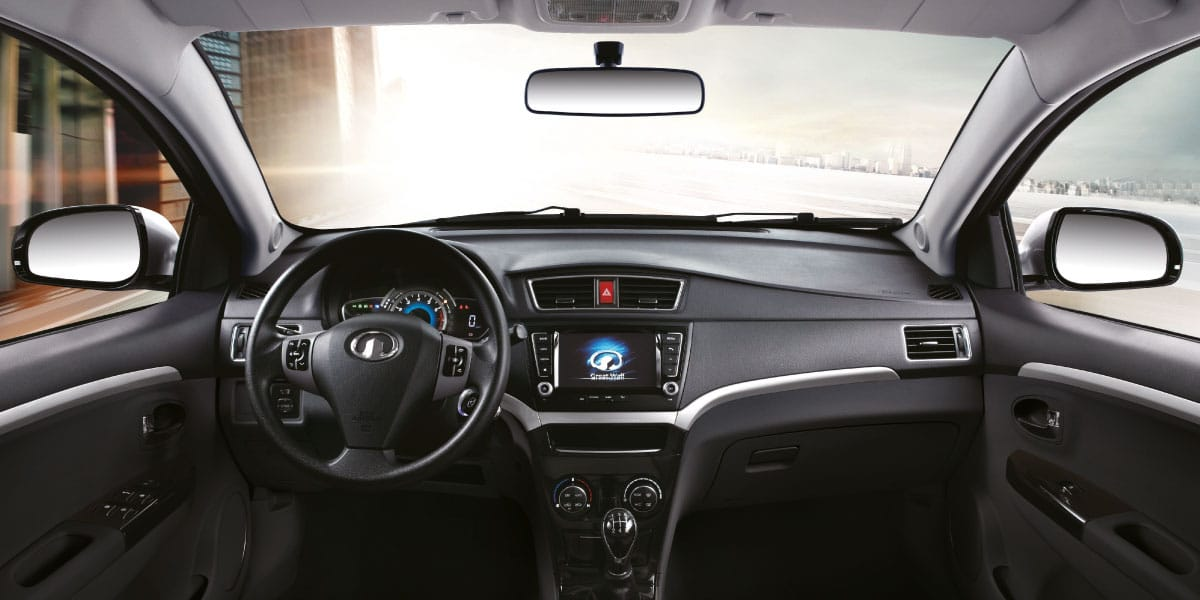 great-wall-c30-interior
