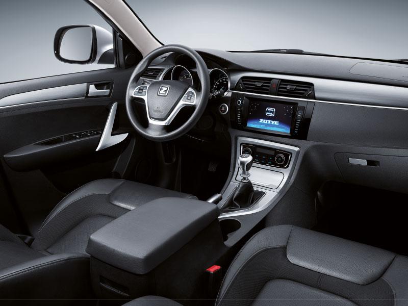 zotye-t600-interior