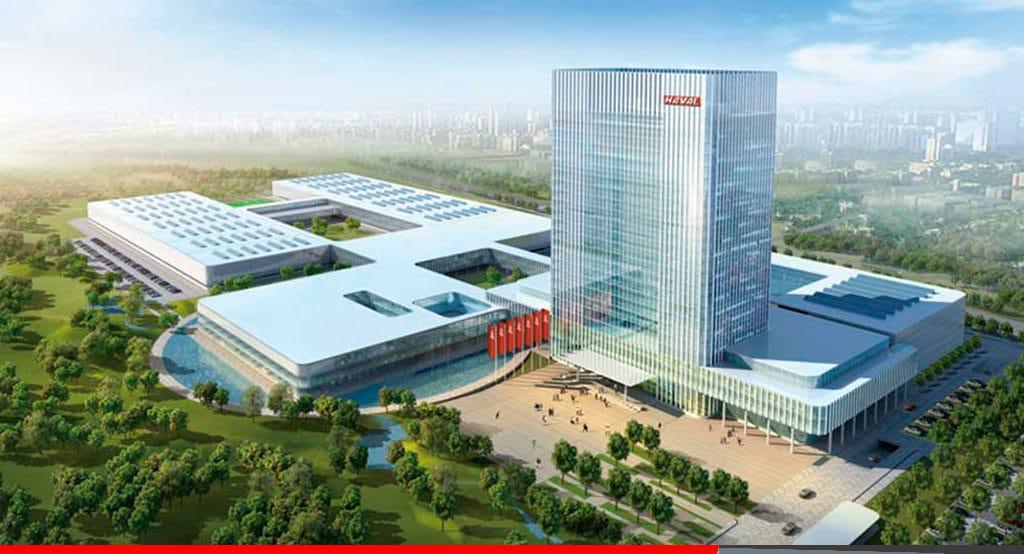 Noticias Ambacar GWM dentro de las 100 marcas más valoradas de China.