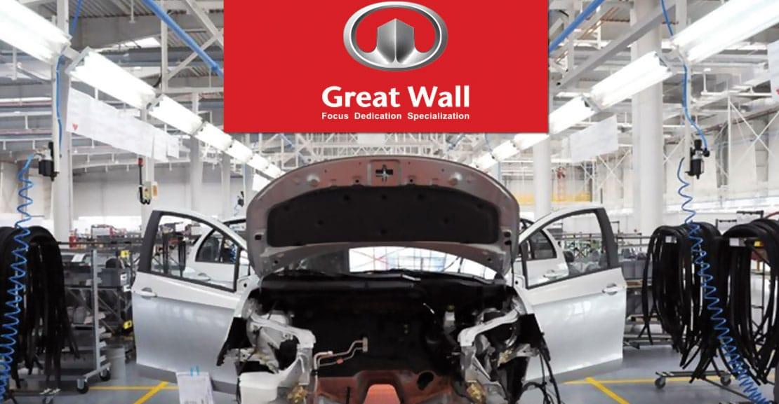 Great Wall crece en Europa