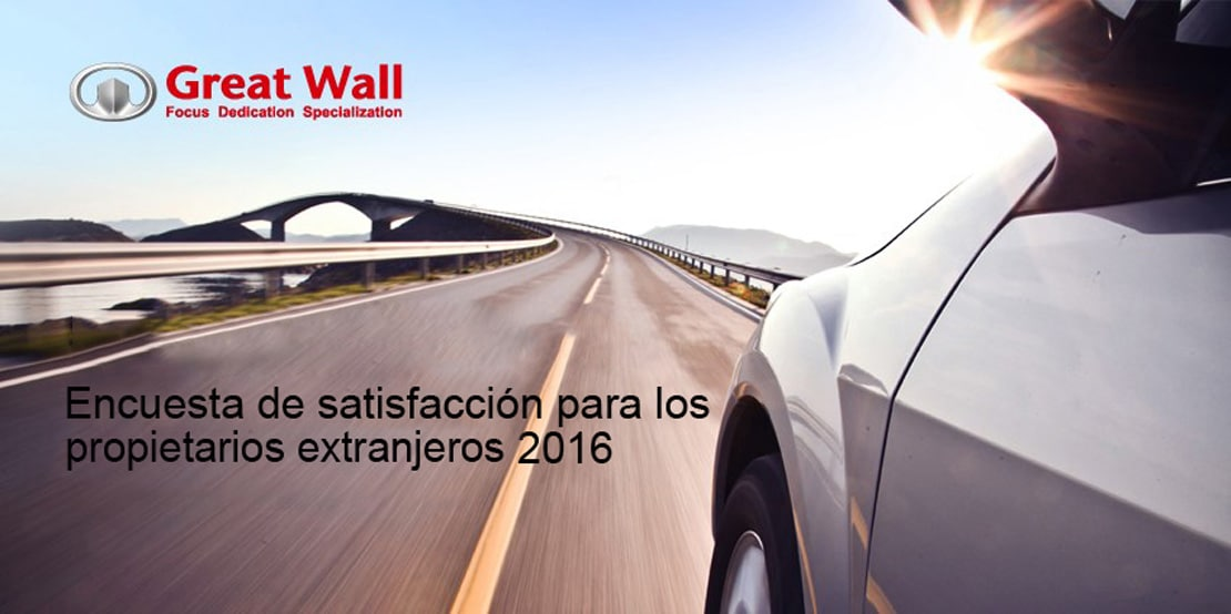 Encuesta Great Wall