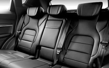 SUV Ambacar Haval All New H6 con 5 apoya cabezas