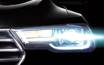 SUV Ambacar Haval All New H6 sistema de luz diurna DRL