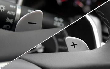 SUV Ambacar Haval All New H6 paleta de cambios en el volante