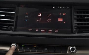 SUV Ambacar Haval All New H6 con aire acondicionado