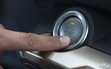 SUV Ambacar Haval All New H6 con botón de encendido