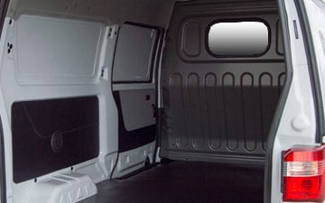 Van Ambacar Shineray X30 cargo