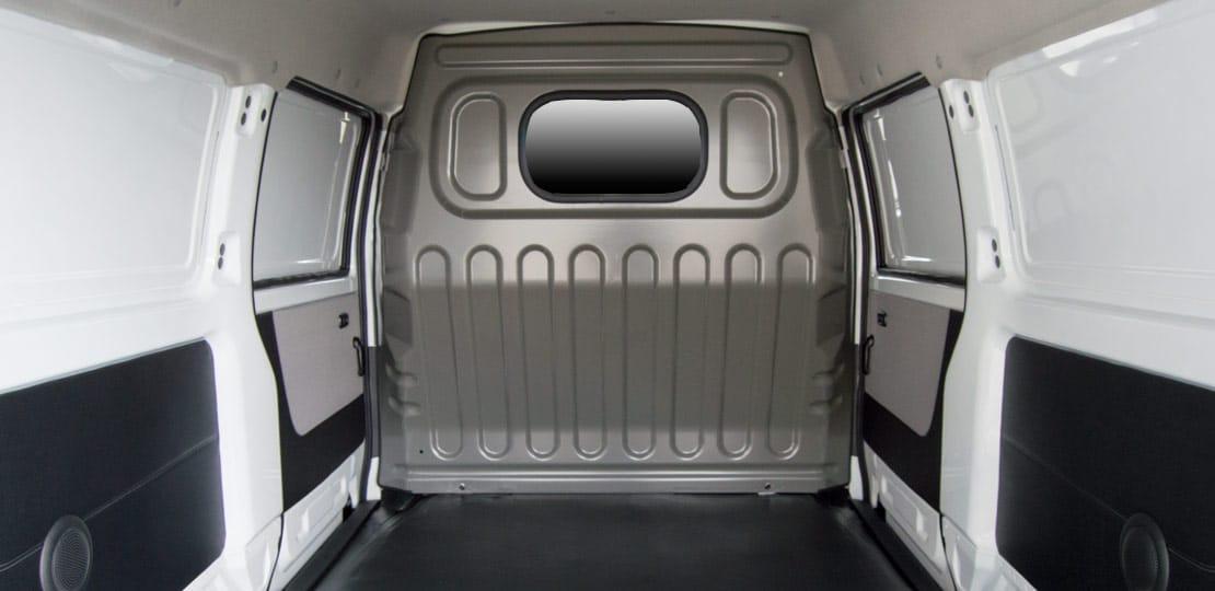 Van Ambacar Shineray X30 de carga con capacidad de 720 Kg