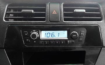 Van Ambacar Shineray X30 cargo aire acondicionado