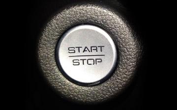 SUV Ambacar Haval Haval H2, con botón de encendido