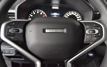 SUV Ambacar Haval All New H2, volante multifunción