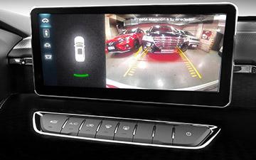 SUV Ambacar Haval All New H2 Jolion, con 4 opciones de visualización cámara de reversa