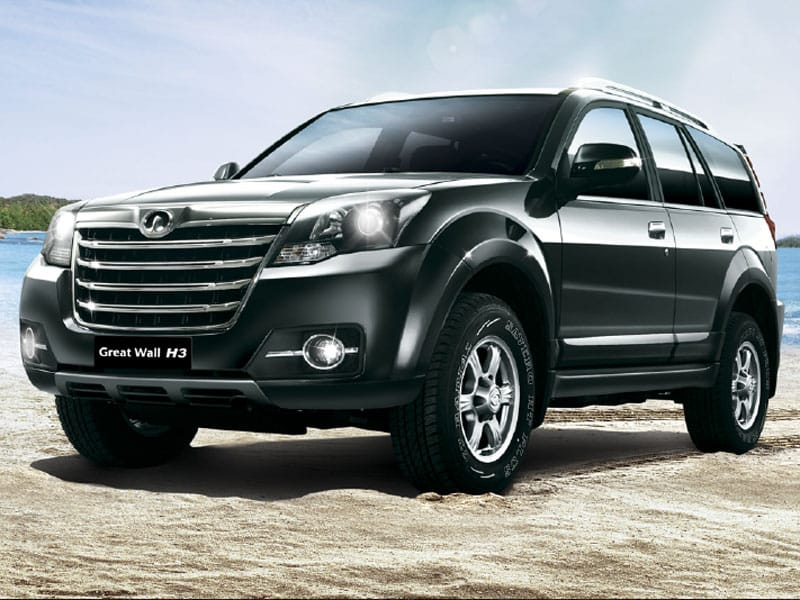 Great Wall H3 SUV 2019 - Ambacar Ecuador