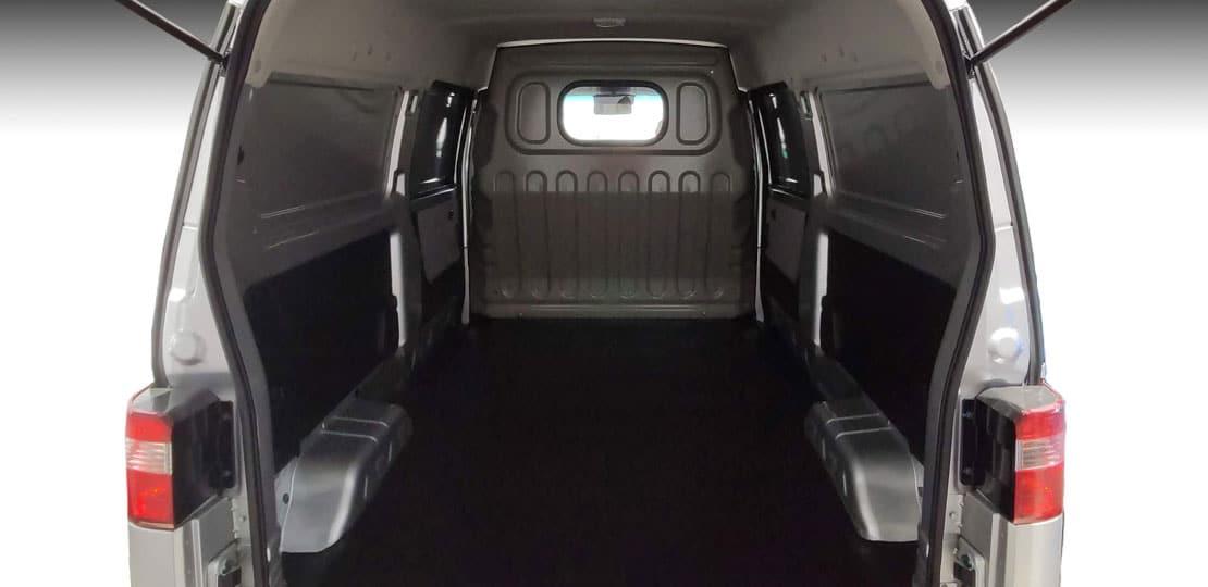 Furgoneta Shineray X30 cargo capacidad de carga 750 Kg