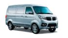 Van Ambacar Shineray X30 de carga color plata