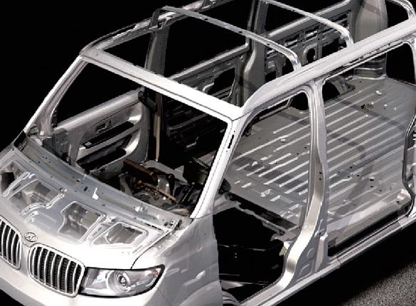 Furgoneta Shineray X30 carrocería compacta