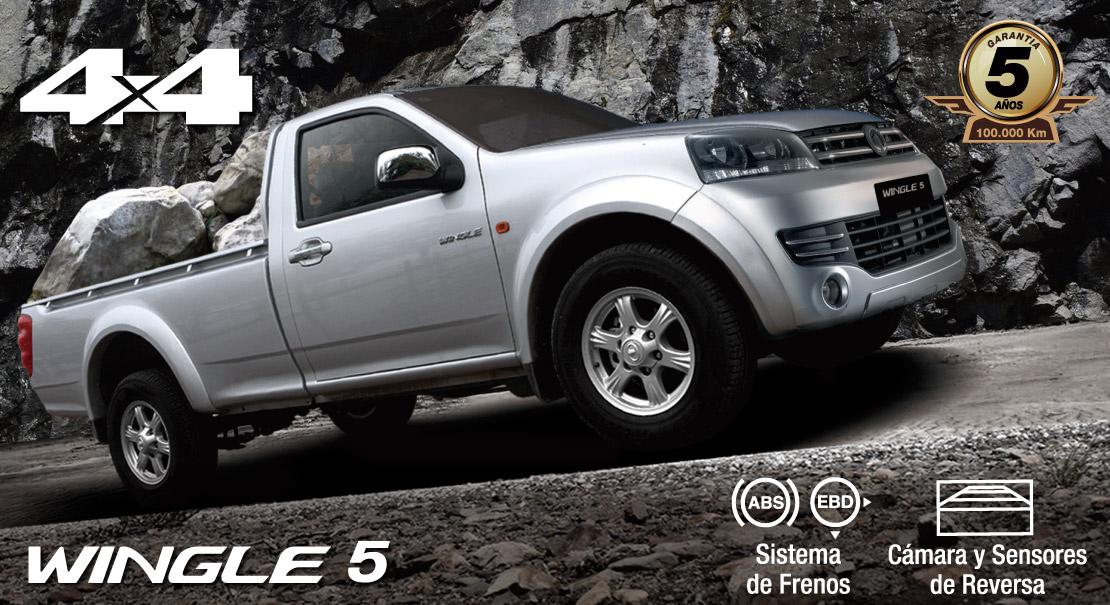 Wingle-Cabina-Simple-diesel-2.8-poco consumo