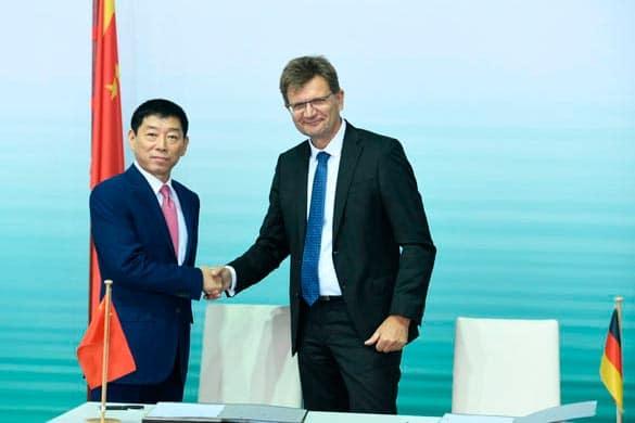 Noticias Ambacar alianza Great Wall Motors y BMW