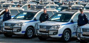 Noticias Ambacar 290 GW H6 para la policia de bulgaria