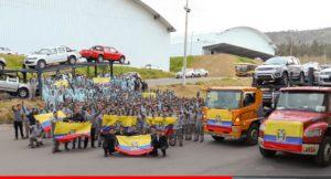 Noticias Ambacar segunda exportación de CIAUTO