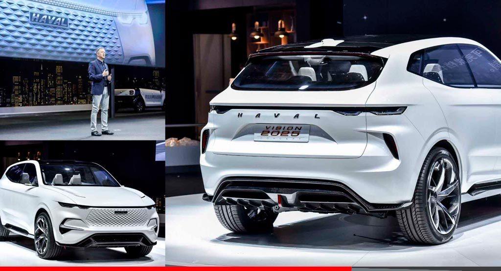 Noticias Ambacar Autoshow Shangai Vision 2025