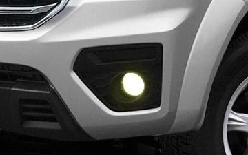 Camioneta Ambacar Great Wall Wingle S con luces neblineros delanteros