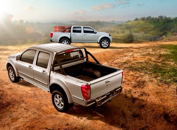 Gran seguridad en las camionetas de Ambacar Great Wall Wingle S 4x2
