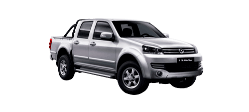 Camioneta Ambacar Great Wall Wingle 5 doble cabina