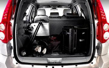 SUV Great Wall H3 con una cajuela extra grande de 650 L