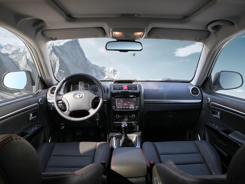 SUV Great Wall H3 a donde quieras llegar