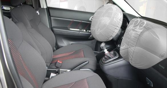 SUV Great Wall H6 2 airbags-seguridad pasiva