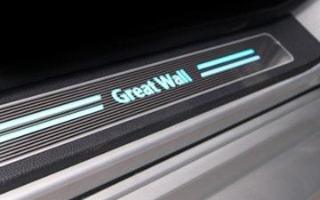 SUV Great Wall H6 detalles que marcan la diferencia