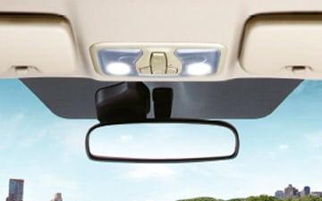 SUV Great Wall H6 con retrovisor antideslumbramiento, extras incluidos