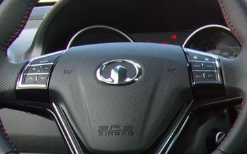 SUV Great Wall H6 volante multifunción