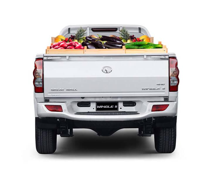 Camioneta Great Wall Wingle 5 capacidad de carga 1 tonelada