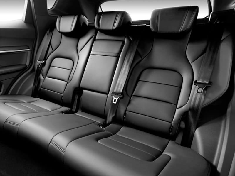 SUV All New Haval H6 asientos posteriores de cuero de gran calidad