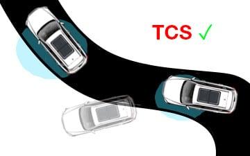 SUV All New Haval H6 con control de tracción TCS - Full seguridad