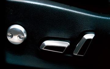 SUV Haval H2 6 posiciones en el asiento eléctrico